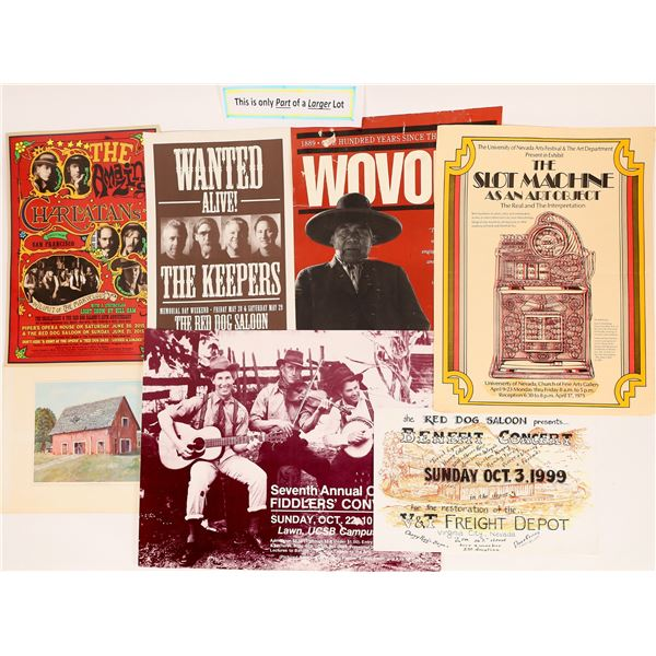 Virginia City Event Posters  [122038]