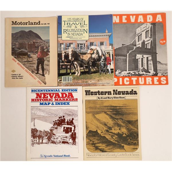 Historic and Travel Publications (5)  [132314]