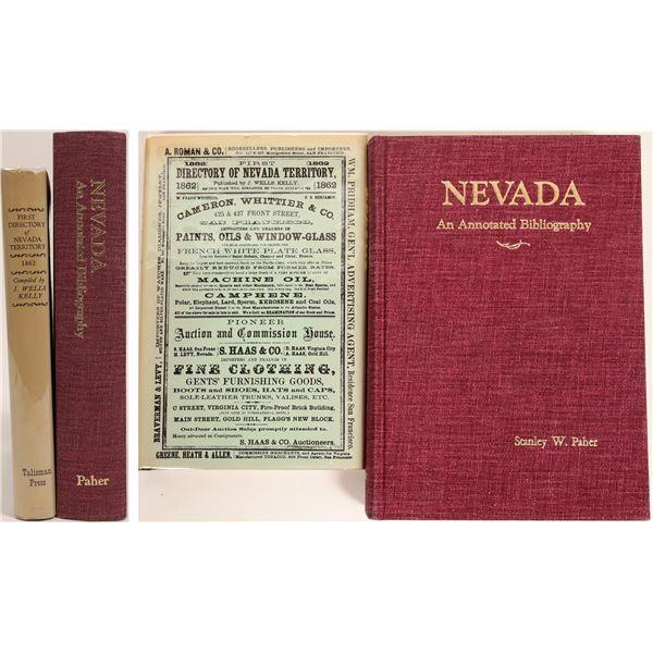 Nevada Key Reference Works (2)  [132826]