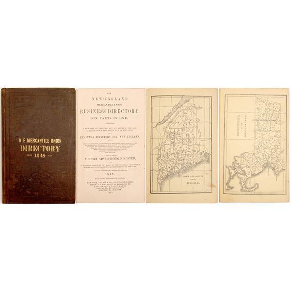 New England Mercantile Union Directory  [108494]
