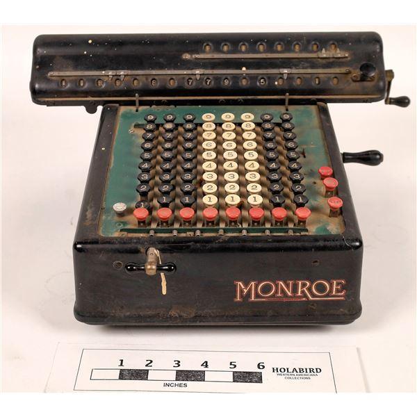 Monroe Calculating Machine  [126547]