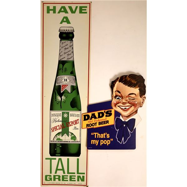 Beverage Advertising Signs (2)  [131601]