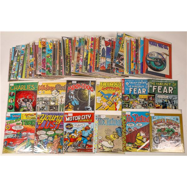 Underground Comic Collection (94)  [110170]