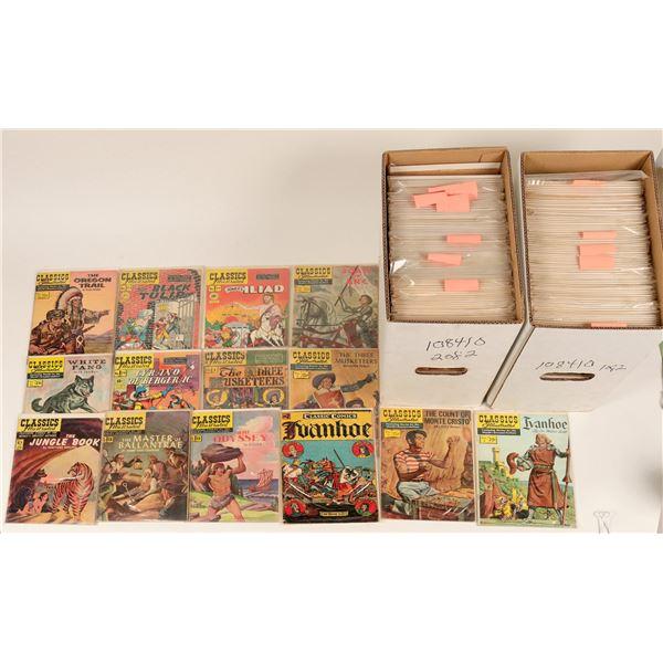 Classics Illustrated Comic Books Complete Set #1-169  [108410]