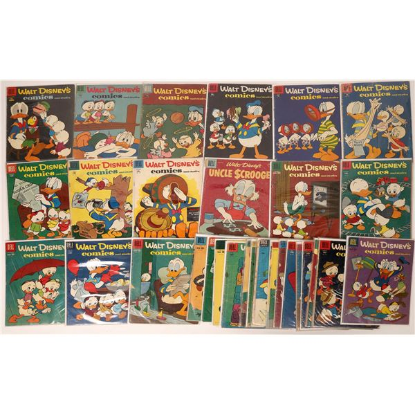 Dell Golden Age Disney Comics (30)  [110171]