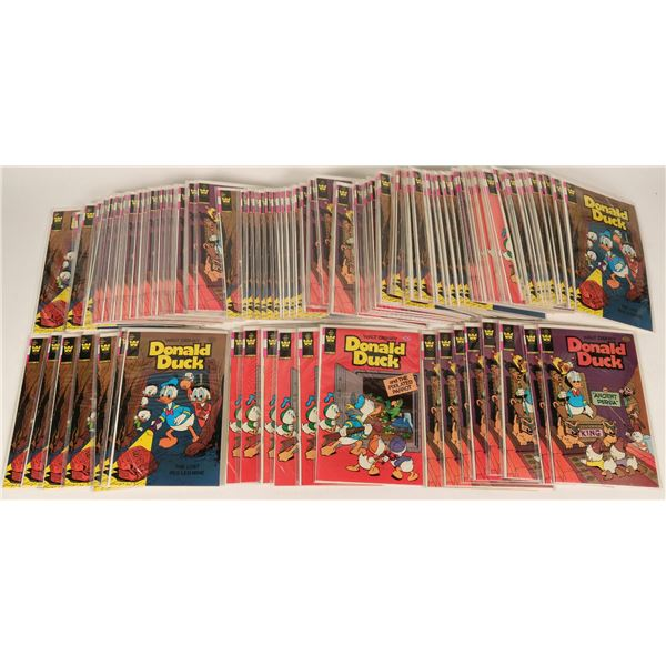 Bronze Age Donald Duck Comics  [120683]