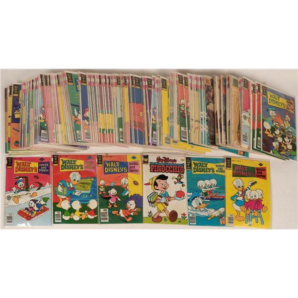 Disney Comic Book Variety  [120685]