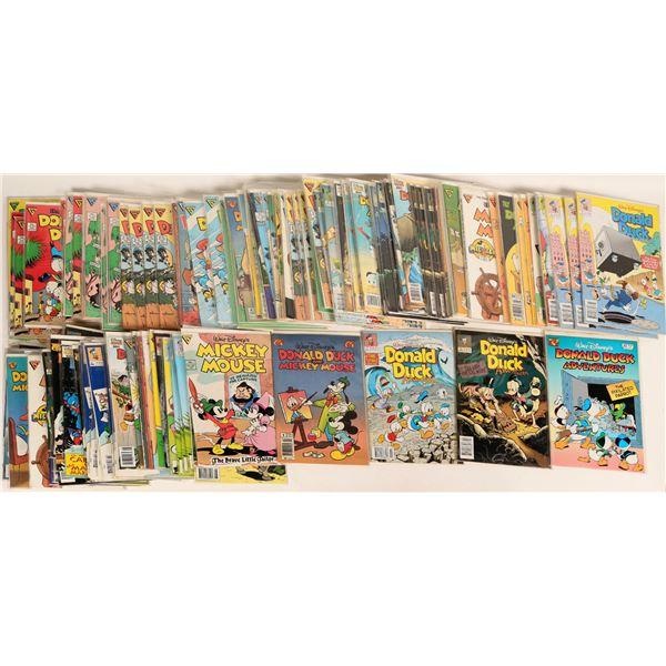 Donald Duck, Goofy Comic Books  [124474]
