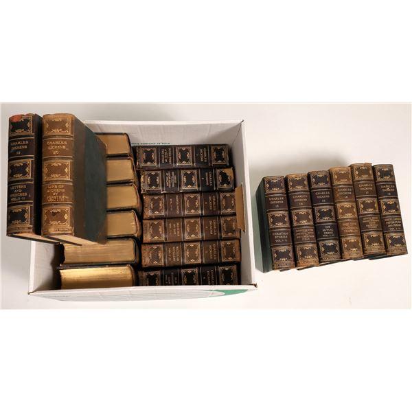 Charles Dickens Works, 20 Volumes  [132837]