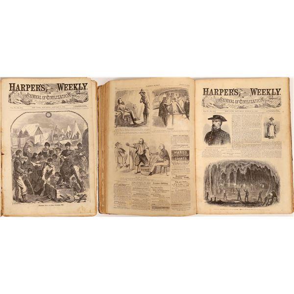 Harper's Weekly Bound Volume [132828]