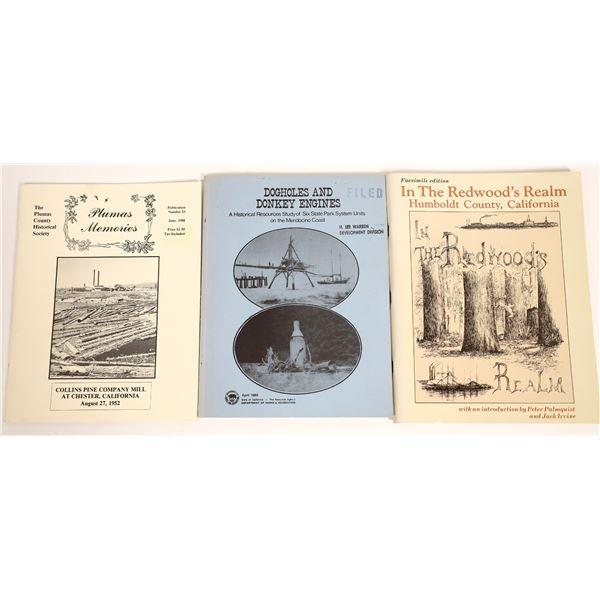 Logging & Lumber Publications #1 (3)  [131889]
