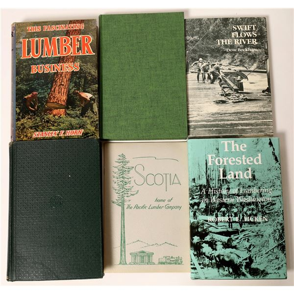 Logging & Lumbering Publications (6)  [131883]