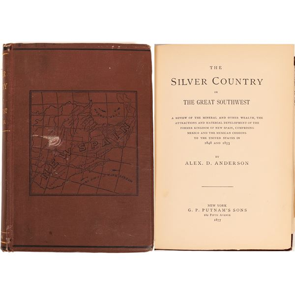 The Silver Country or the Great Southwest  [129887]