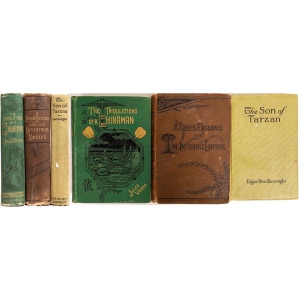 Timeless Novels  [132452]