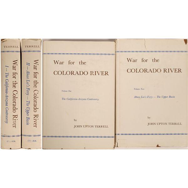 War for the Colorado River V 1-2  [132815]