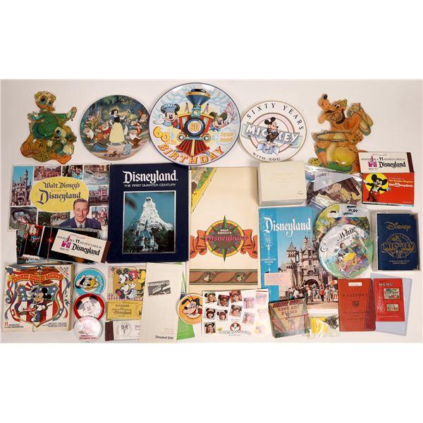 Disney Ephemera Collection  [132984]