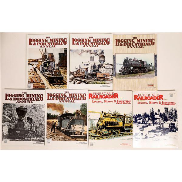 Logging, Mining & Industrial Annual Magazine  [132300]