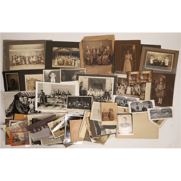 American Antiquarian Photograph Collection  [132987]