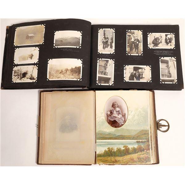 Family Photo Albums 1917-1932  [132931]