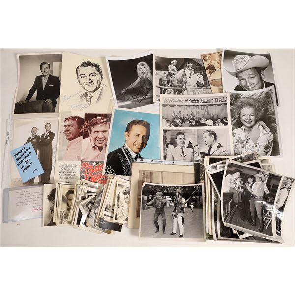 Entertainment Photos 1940-1950's  [132853]