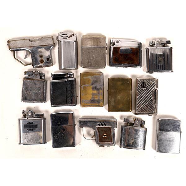 Vintage Lighters  [131476]