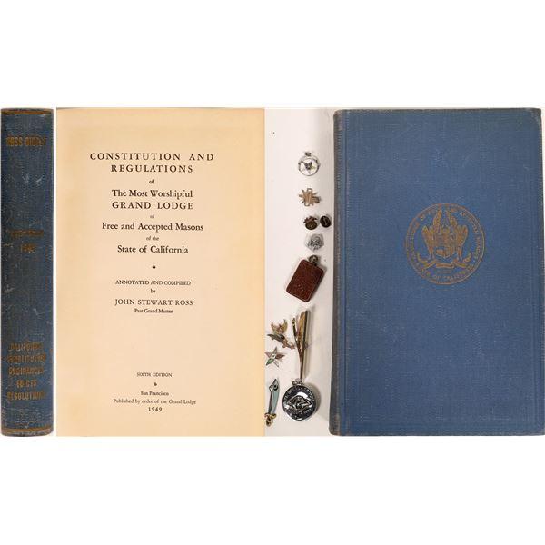 Freemasonry Collectables  [132831]