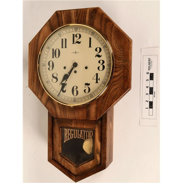 Howard Miller Regulator Wall Clock  [125216]