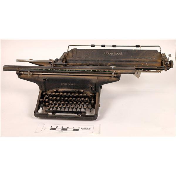 Underwood Document Typewriter  [126549]