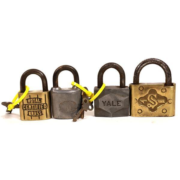 Vintage Locks  [131477]