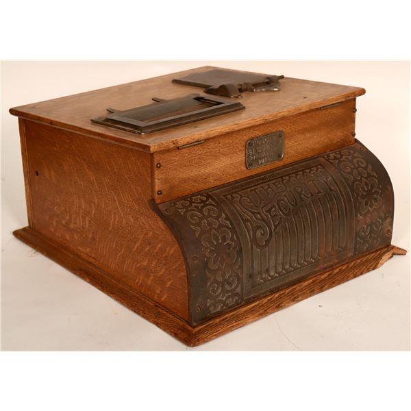Hough's Security Cash Register  [125332]