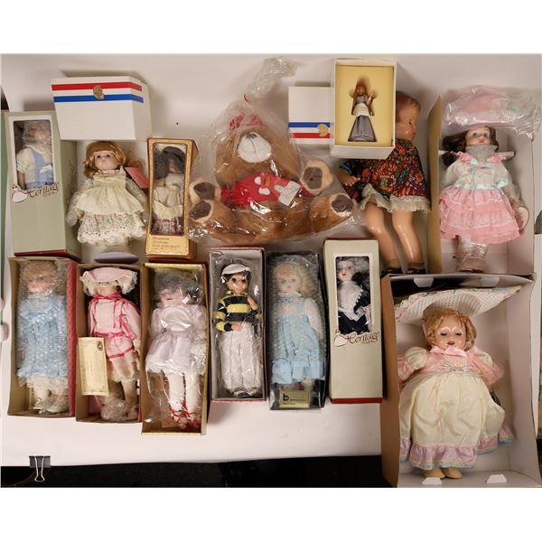 Doll Collection, 1980s (16)  [131588]