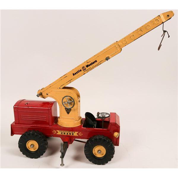 Nylint Toys Austia Western Crane - Telescoping!  [112638]
