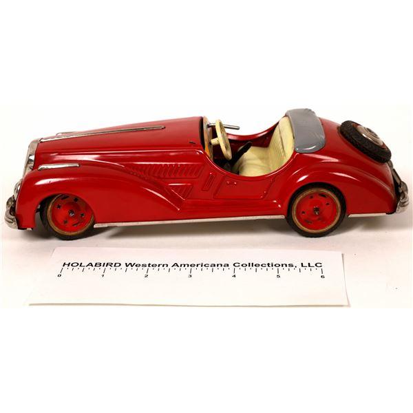 Mercedes Metal Toy Car  [121710]