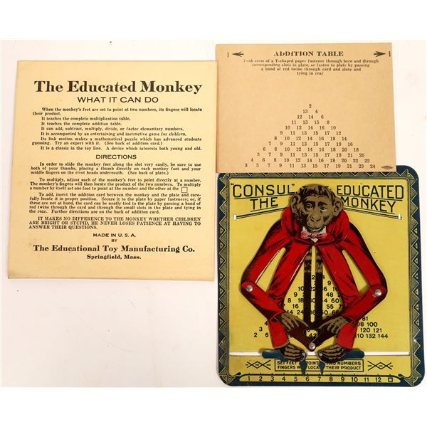 The Educated Monkey Game  [132865]