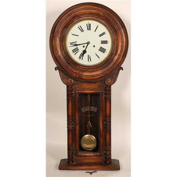 Regulator Standing Wall Clock  [125217]