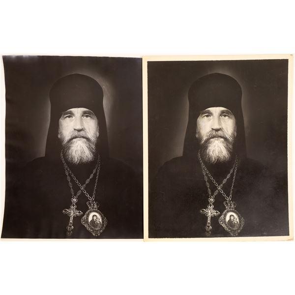 Archbishop Nikon (de Greve) of Brooklyn - 2 photos [131850]