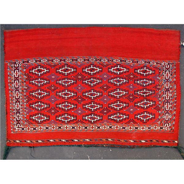 Turkoman (Atshan) Bag (Soumak)  [82078]