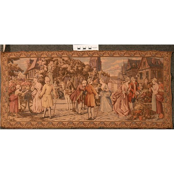 Two French Tapestries  [108737]