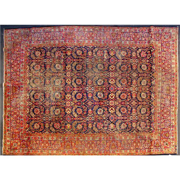 Indo Kerman Carpet  [82070]