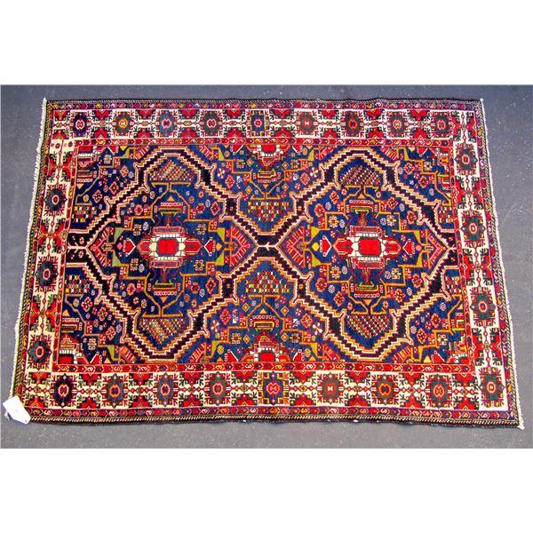 Indo-Mahal Rug  [83353]