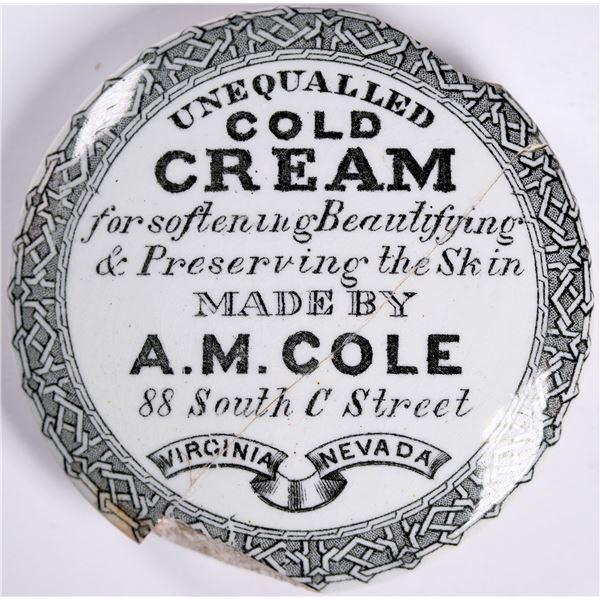 A. M. Cole Potlid  [132362]