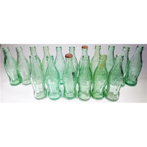 Nevada Coke Bottle Collection  [132212]