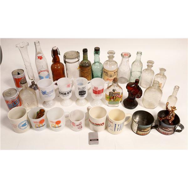 Embossed Bottle Group  [132475]