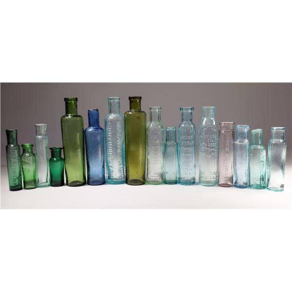 Eye Wash Style Bottles (16)  [132277]