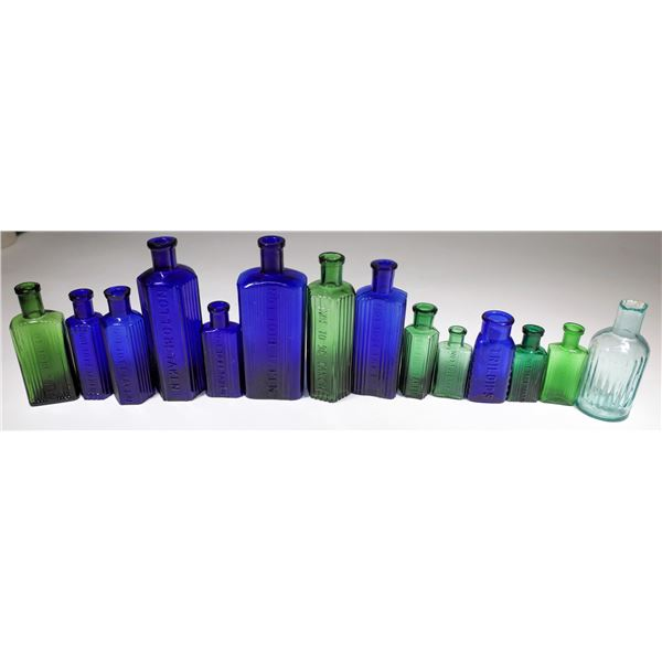 Poison Bottle Collection  (15)  [132278]