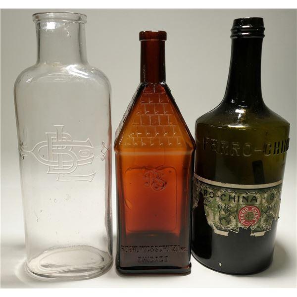 Ferro China Bottle & Others  [117947]