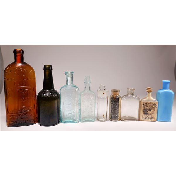 Antique Bottle Collection (24)  [132274]