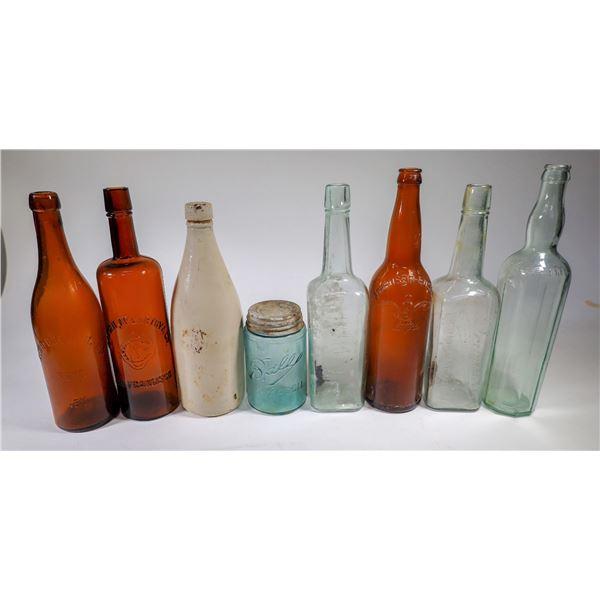 Antique Bottle Collection (36)  [132273]
