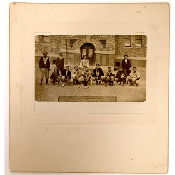 Baseball Team Photo Philip H.S.  [129911]