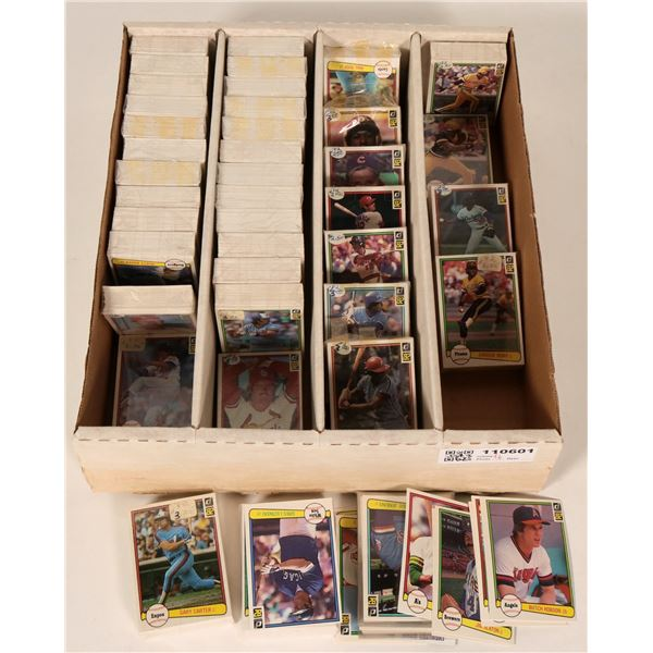 Don Russ 1982 Baseball Cards  [135568]